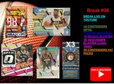 Brooklyn Nets Break OPTIC CONTENDERS MOSAIC CHRONICLES ZION, LUKA,MORANT, TRAE?