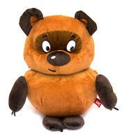 Winnie The Pooh Cartoon Character Soyuzmultfilm Russian Soviet Soft Plush Toy