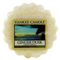 Yankee Candle Ginger Dusk Wax Tart