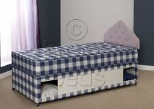 Open Spring Medium Soft Traditional Beds with Mattresses