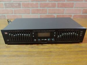 BSR EQ-3000 10 Band Stereo Equalizer