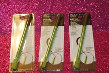 2X Maybelline Define-A-Brow Eyebrow Pencil Liner 643 'Medium Brown' Brand New!