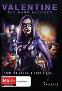 Valentine: The Dark Avenger (DVD) NEW/SEALED [All Regions]
