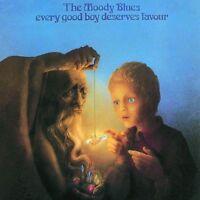*NEW* Moody Blues CD Album - Every Good Boy Deserves F (Mini LP Card Style Case)