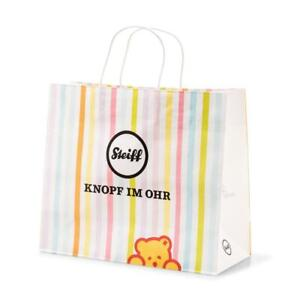 Steiff High Quality Paper Gift Carrier Bag 34cm x 26cm x14cm
