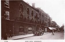 Raven Hotel Shrewsbury Motor Car unused RP old pc   WHS Kingsway S7733