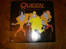 Queen 45/PICTURE SLEEVE A Kind Of Magic PROMO CAPITOL