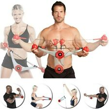 Personal Chest Arm Gym - Full Body Portable Gym for Home Office & Travel Fitness