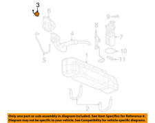 GM OEM Fuel Tank Filler-Gas Cap 15763227