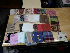 Grab Bag of Quilt Squares Lot A