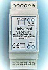 Modbus MQTT Gateway SDM630 SDM72D / Orno OR-WE-516 / Saia Zähler WLAN RTU RS485