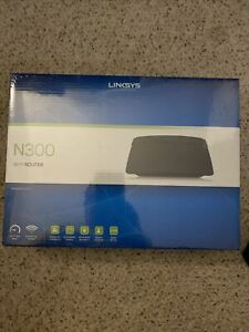 Linksys N300 Wi-Fi Router E1200-VV NEW SEALED WiFi