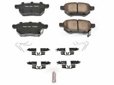 For 2011-2017 Lexus CT200h Disc Brake Pad and Hardware Kit Power Stop 72391FT