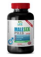 enlargement for men - MALE SEX PILLS 1275MG 1B - maca tablets