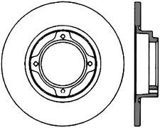 Disc Brake Rotor-C-TEK Standard -Preferred Rear Centric fits 85-91 Subaru XT