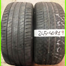 2 GOMME PNEUMATICI MICHELIN RUNFLUT 245/40/19 98Y