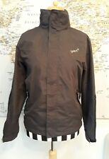 GELERT Stormlite 5000 Lightweight Coat Grey Hooded Coat Jacket Size Small