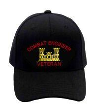 US Army - Combat Engineer Veteran Hat BRAND NEW (1603) Ballcap  22956