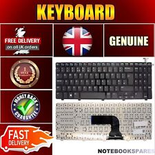 New 15 15R 5521 DELL INSPIRON Laptop Keyboard UK Layout Black