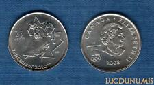 Canada JO Vancouver - 25 Cents 2008 Bobsleigh