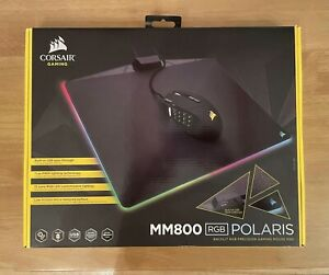 Corsair GAMING MM800 RGB POLARIS MOUSE PAD With 15 Zone Lighting
