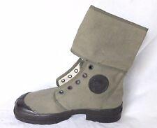 chaussures de brousse armée française WISSART VINTAGE NEUVES  t 39 sans lacets