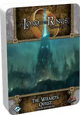 Lord of the Rings LCG, The Wizard's Quest Custom Scenario Kit, New