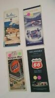 Phillip's Gulf Husky Chevron Tour Guides Road Map New Mexico Vintage Brochure