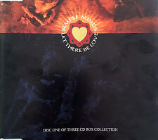 Simple Minds Maxi CD Let There Be Love - Europe (EX+/EX+)