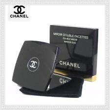 Genuine CHANEL Espejo compacto doble abrasión MIROIR Duo Nuevo Y En Caja Bolso de Mano Bolso Maquillaje