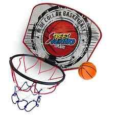 Twitfish Mini Basket Set Portatile BASKET BALL Hoop per tutte le età