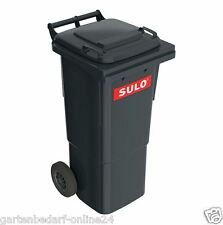 Sulo Mülltonne 60L, 80L, 120L, in grau grün braun blau gelb rot orange