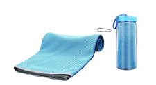Brand New Cooling Towel, Perfect Yoga Towel For Sports, Travel, Fitness, Gym, Ca