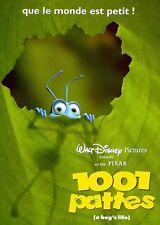 1001 PATTES Pellicule Cinéma 35 mm / Bande Annonce / DECORATION CINEMA DISNEY