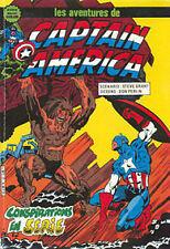 Artima / Arédit  Captain America    N° 27  série 1