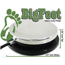 BIGFOOT FOOT PEDAL Phono plug Tattoo supply