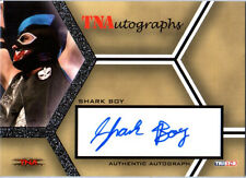 TNA Shark Boy 2008 Impact SILVER Authentic Autograph Card DWC