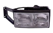 Headlight Assembly Left/Driver Side Fits 1994-1996 Cadillac DeVille