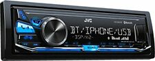 Jvc Kd-x342bt USB aux Bluetooth MP3 FLAC para VW Polo