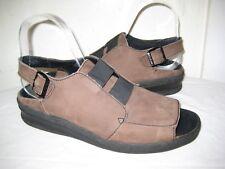 Tatami By Birkenstock tan leather Open Toe Women's sandals Shoes Size 40 / 9