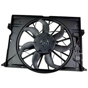 Motor Cooling Fan Assembly 2115001693 For Mercedes-Benz E240 E280 E320 2003-2008
