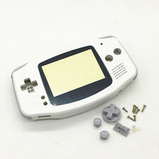 White Replacement Housing Shell Case Cover Part for Nintendo Gameboy Advance GBA