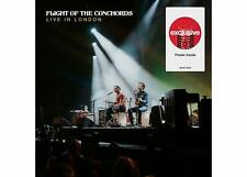 Flight of the Conchords - Live in London CD Exclusive Bonus Poster NEW