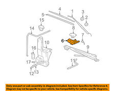 GM OEM Front Windshield Wiper Motor 88958406
