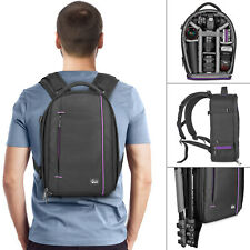 Camera Backpack Bag Case for Canon Nikon Sony DSLR & Mirrorless by Altura Photo®