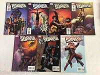 Squadron Supreme #1-7 Comic Book Set Marvel 2006