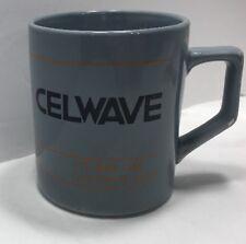 Celwave Coffee Mug The Communications Express Clifton NJ Ceramic Advertising