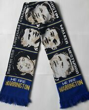 Unofficial Warrington Wolves 2019 Team Scarf
