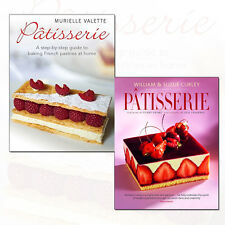 Patisserie Collection A Step-by-step Guide to Baking French Pastries 2 Books Set