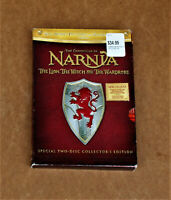 """DISNEY """"THE CHRONICLES OF NARNIA"""" THE LION, THE WITCH, & THE WARDROBE BRAND NEW"""